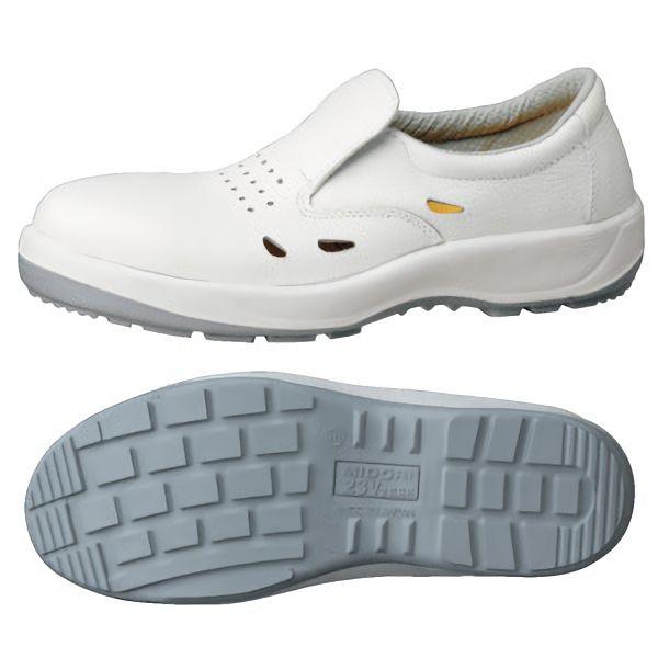 【在庫限り】 女性用 通気静電安全靴 LCF200