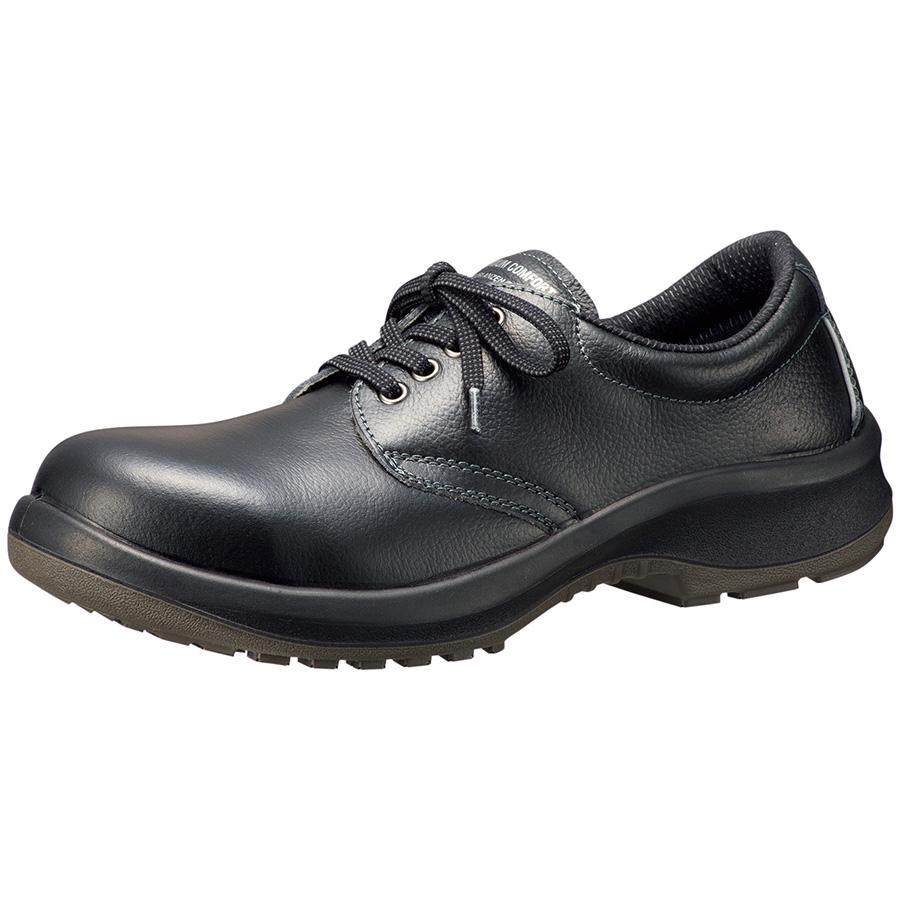 安全靴 プレミアムコンフォート PRM210 ブラック 4E