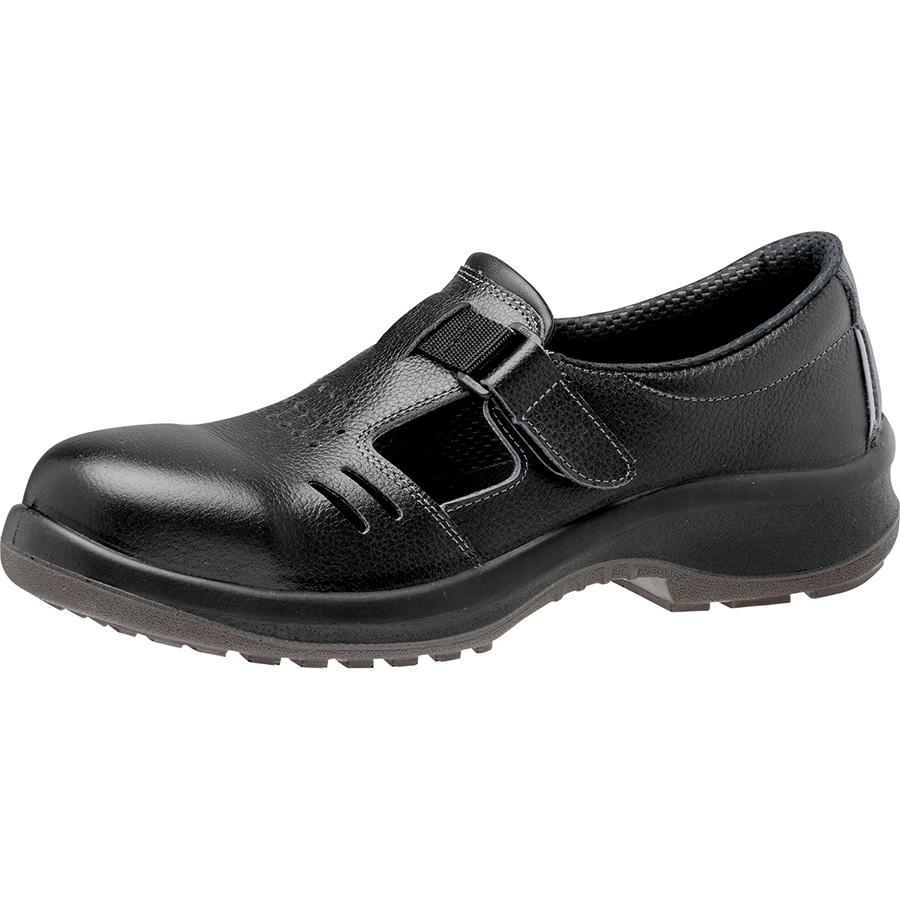 安全靴 プレミアムコンフォート PRM205 ブラック