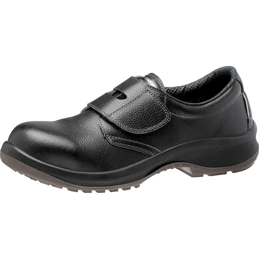 安全靴 プレミアムコンフォート PRM215 ブラック マジック