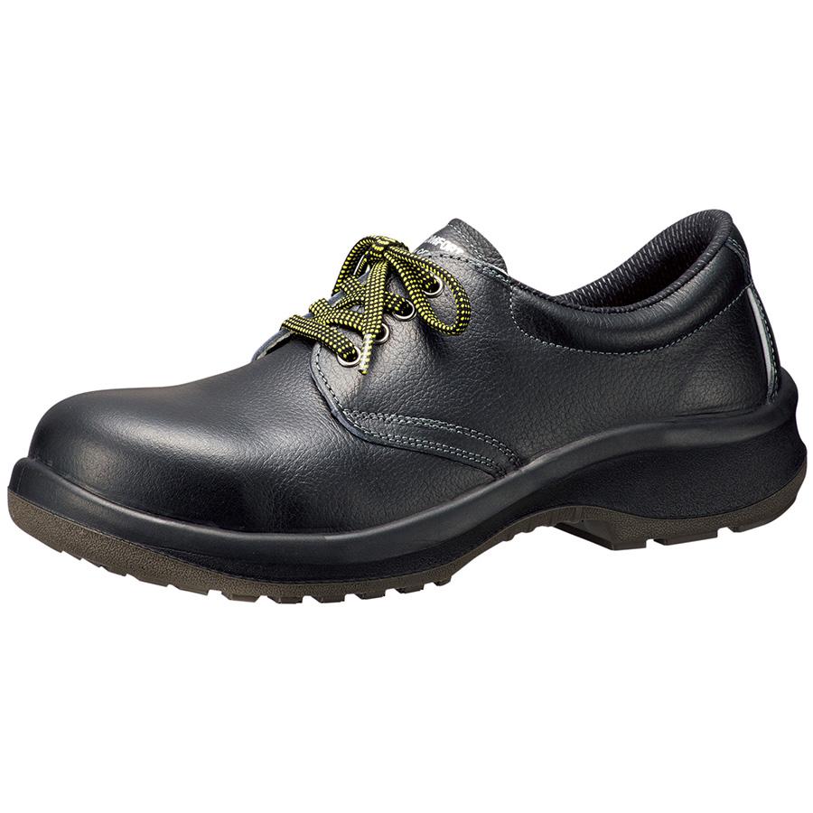 静電安全靴 プレミアムコンフォート PRM210 静電 ブラック 大