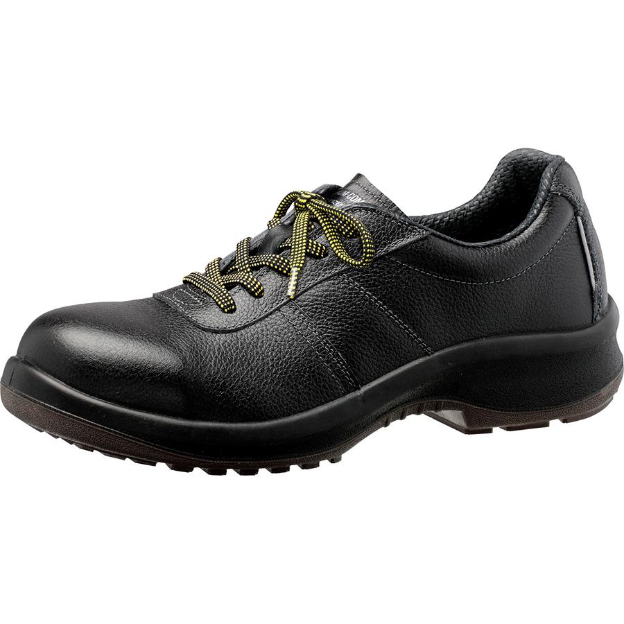静電安全靴 プレミアムコンフォート PRM211 静電 ブラック
