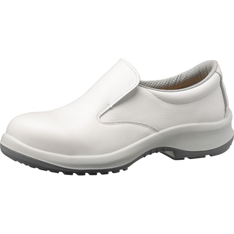 静電安全靴 プレミアムコンフォート PRM200 静電 ホワイト