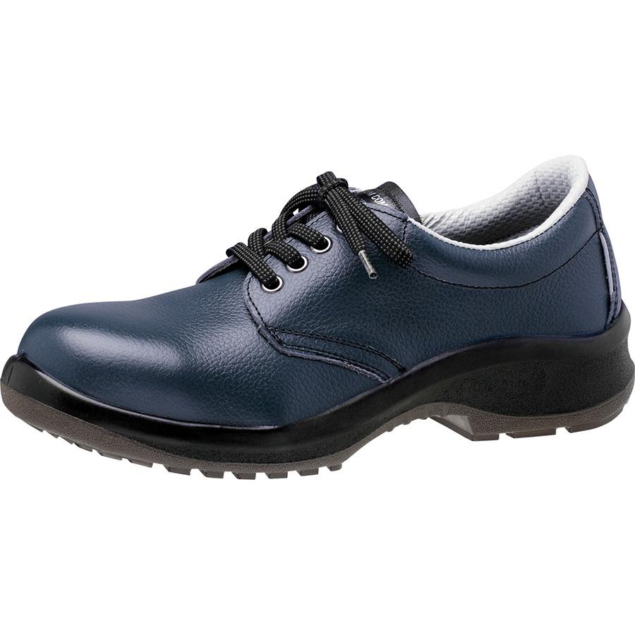 安全靴 プレミアムコンフォート LPM210 ネイビー