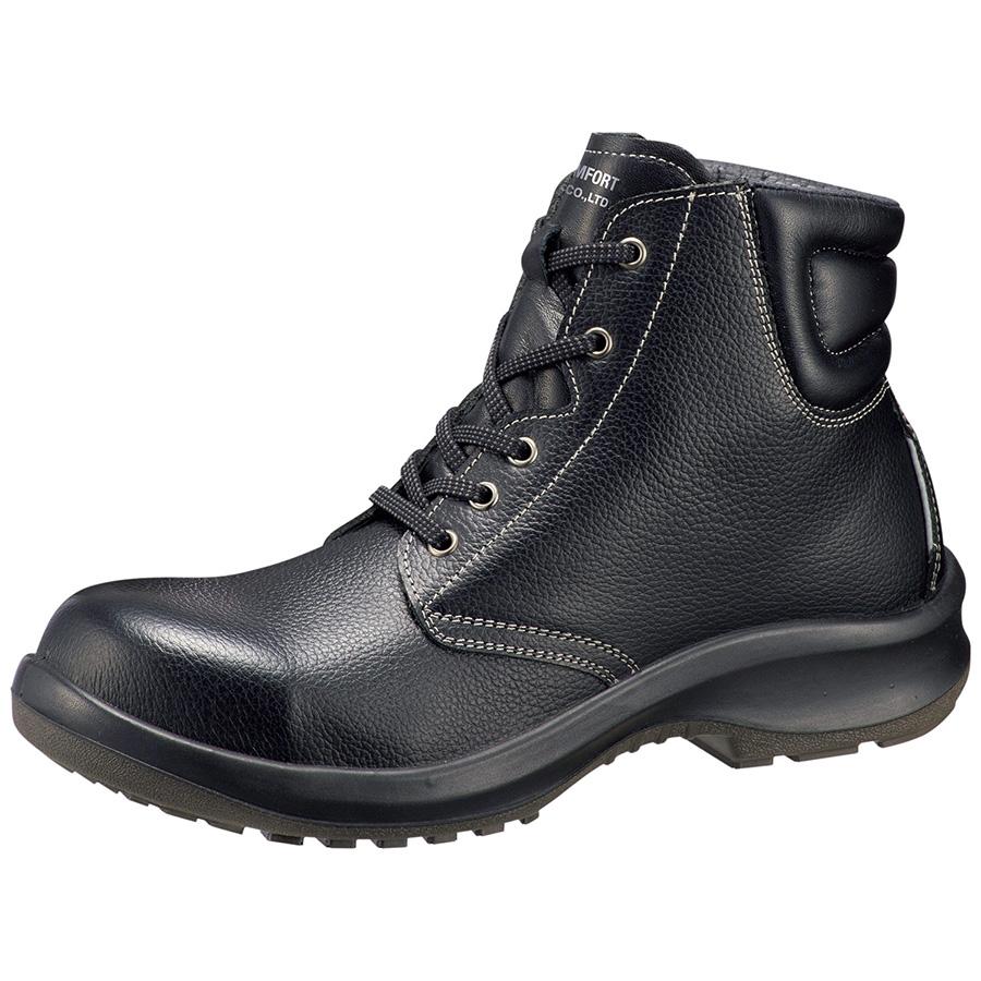 安全靴 プレミアムコンフォート PRM220 ブラック