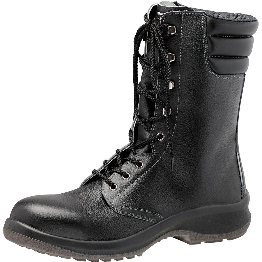 安全靴 プレミアムコンフォート PRM230 ブラック