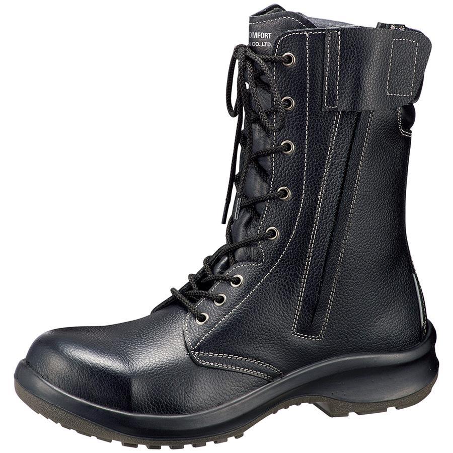 安全靴 プレミアムコンフォート PRM230F オールハトメ