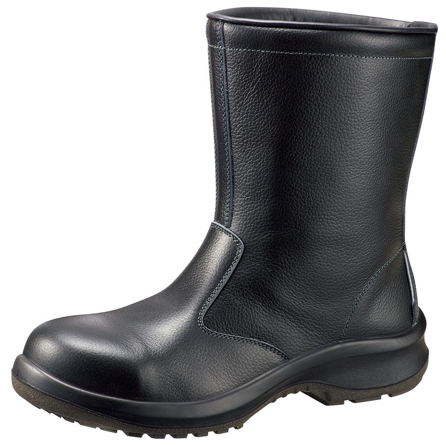 静電安全靴 プレミアムコンフォート PRM240 静電 ブラック