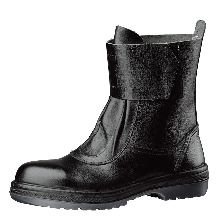 熱場作業用安全靴 RT173N ブラック
