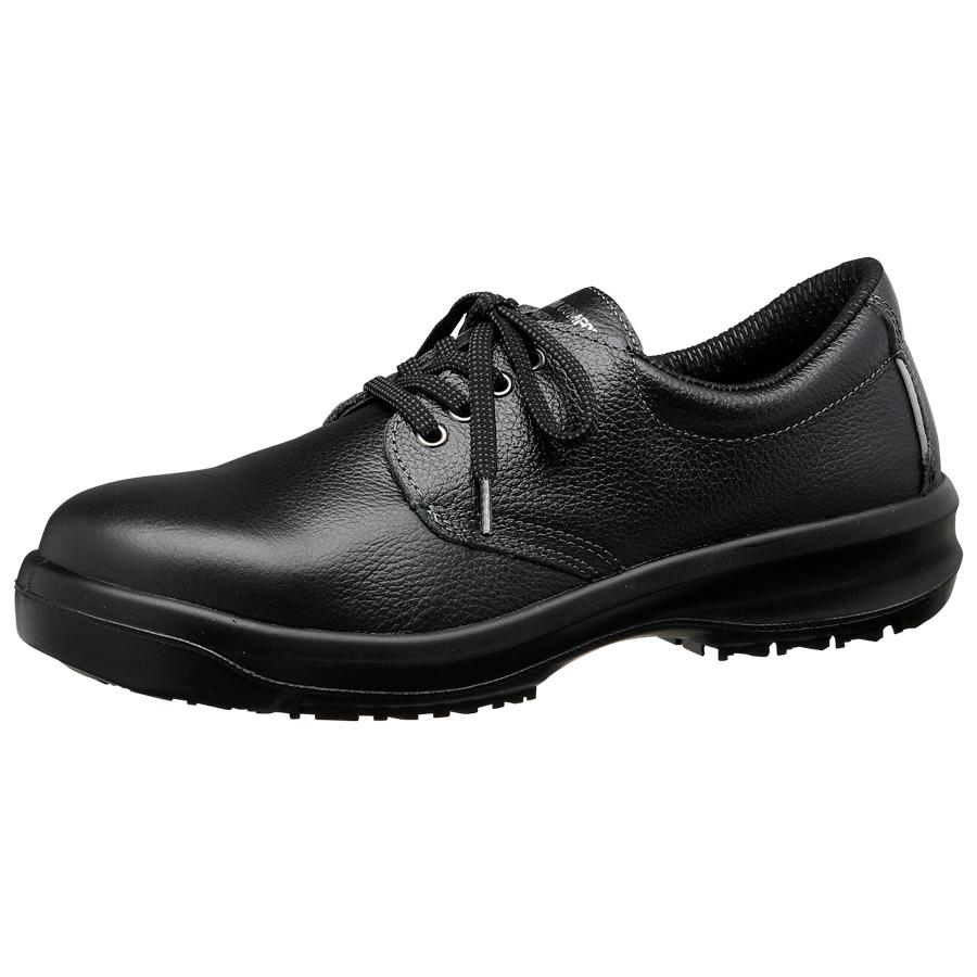 超耐滑底安全靴 ハイグリップセフティ HGS510 ブラック 大サイズ