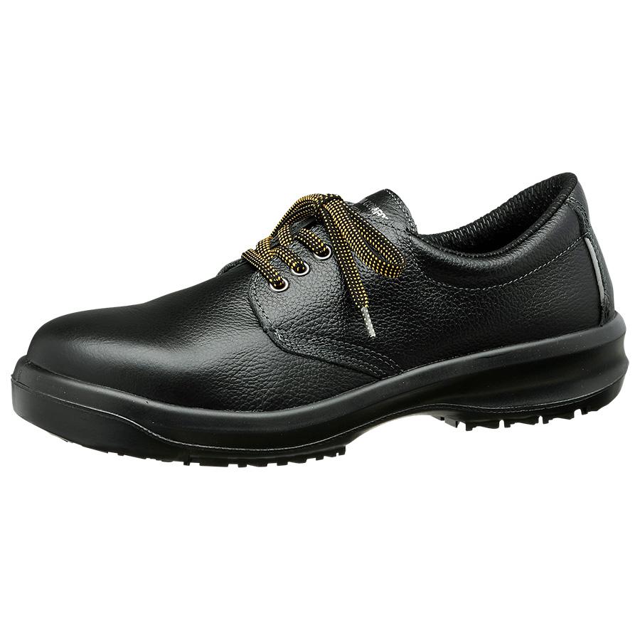 超耐滑底安全靴 ハイグリップセフティ HGS510 静電 ブラック
