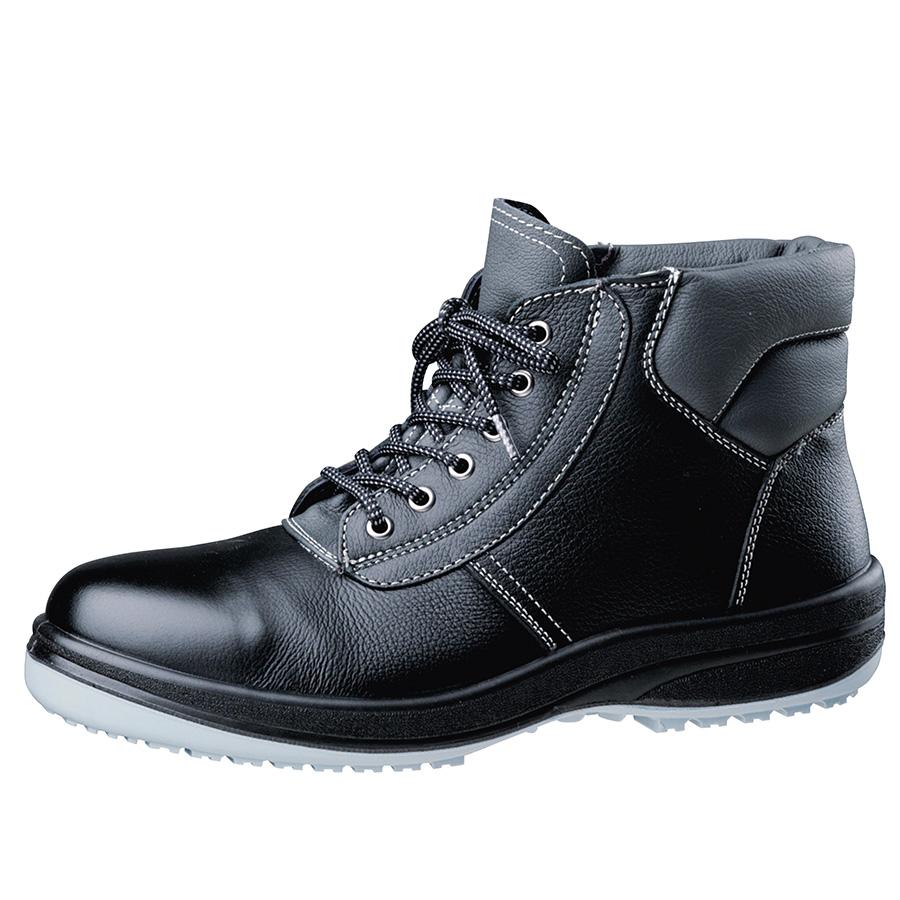 超耐滑底安全靴 HGS320 ブラック