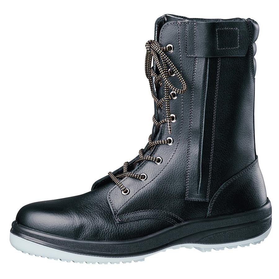静電ハイグリップ安全靴 HGS330F 静電 ブラック