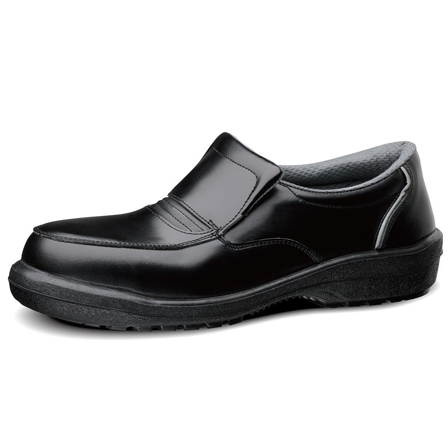 救急隊仕様 静電安全紳士靴 RT119 静電 ブラック