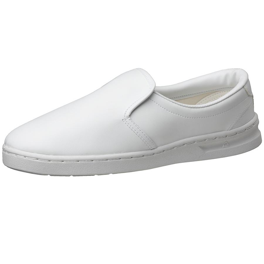 男女兼用 静電作業靴 エレパス M101 ホワイト 大