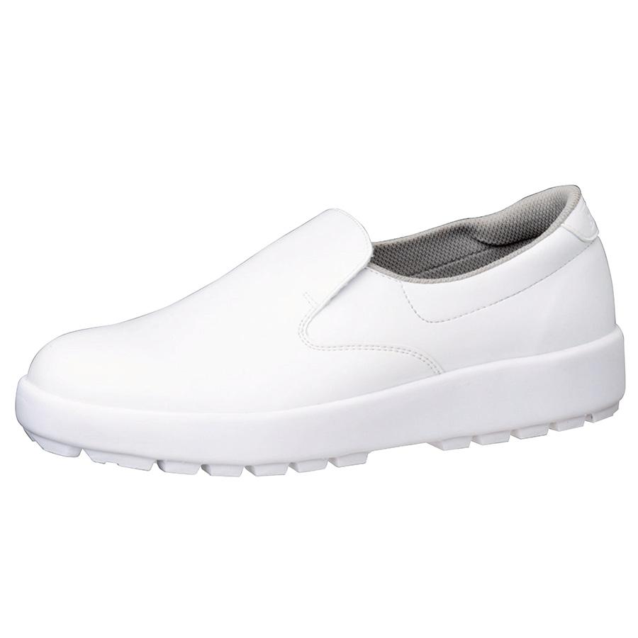 超耐滑軽量作業靴 ハイグリップ H−400N ホワイト 大