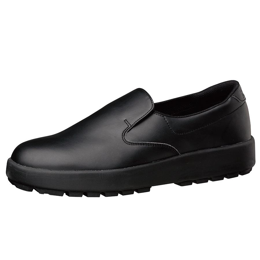 超耐滑軽量作業靴 ハイグリップ H−400N ブラック 大