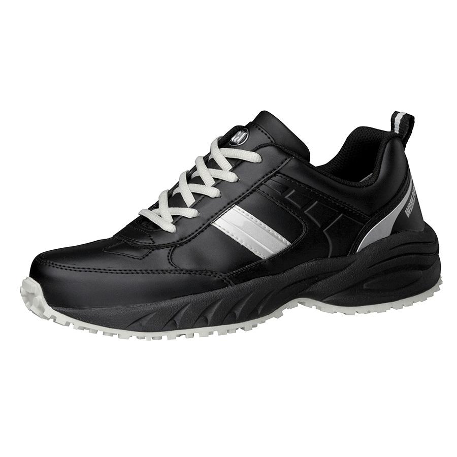 ビルメンテナンス業向け作業靴 BMG−10 ブラック