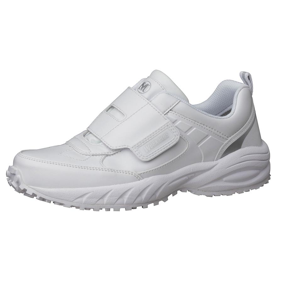 ビルメンテナンス業向け作業靴 BMG−15 ホワイト