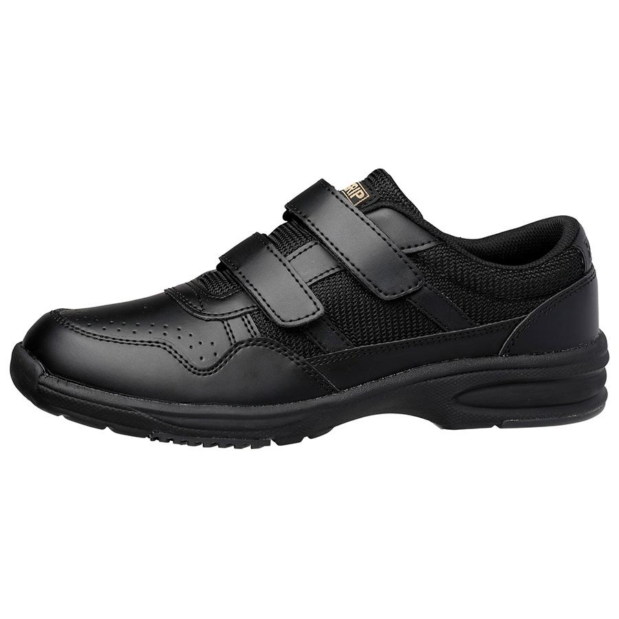 超軽量耐滑作業靴 ウルトラライトハイグリップ ULH−716 ブラック