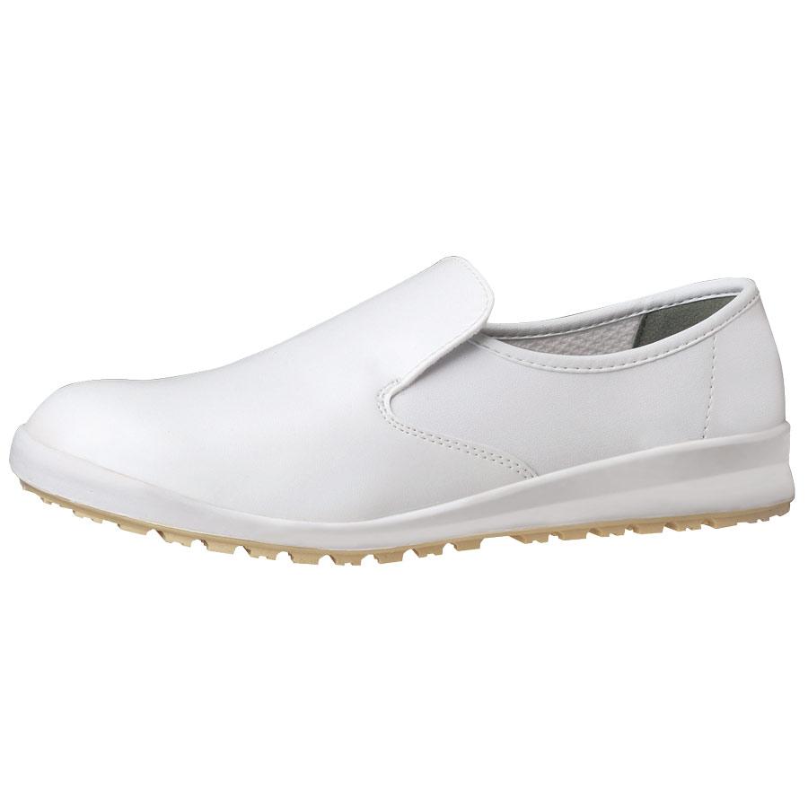 超耐滑作業靴 ハイグリップ H−100C ホワイト