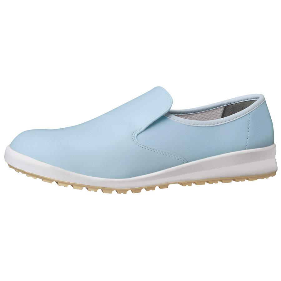 超耐滑作業靴 ハイグリップ H−100C ブルー