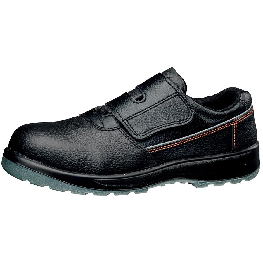 先芯入り作業靴 DSF−02 ブラック