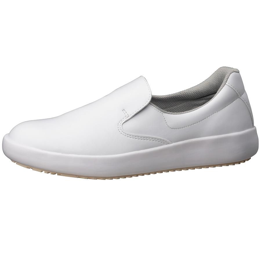 超耐滑作業靴 ハイグリップスーパー NHS−700 ホワイト 大