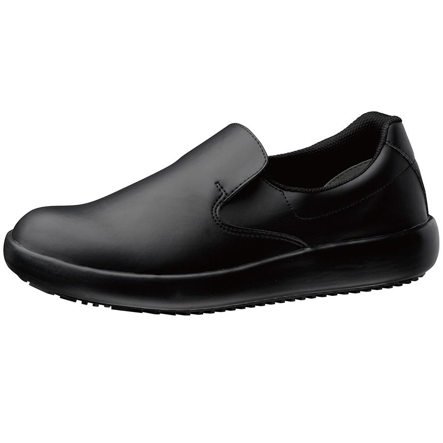 超耐滑作業靴 ハイグリップ・ザ・サード NHS−700 ブラック