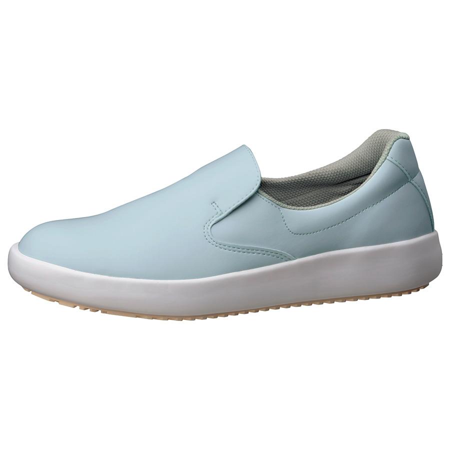 超耐滑作業靴 ハイグリップスーパー NHS−700 ブルー 大