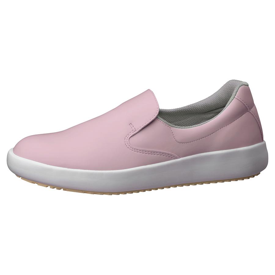 超耐滑作業靴 ハイグリップスーパー NHS−700 ピンク