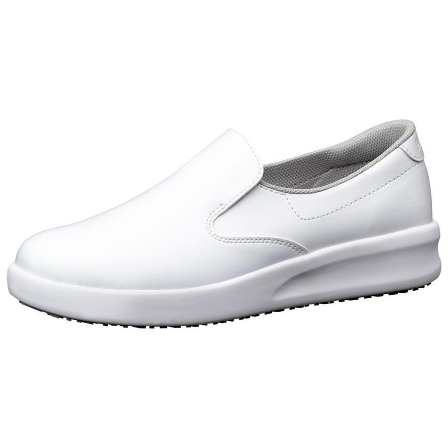 超耐滑作業靴 ハイグリップ・ザ・フォース NHF−700 ホワイト