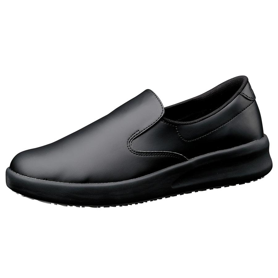 超耐滑作業靴 ハイグリップ・ザ・フォース NHF−700 ブラック 大