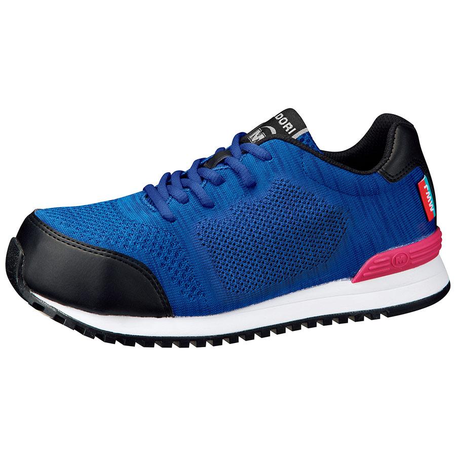 作業靴 MWJ−710 ブルー