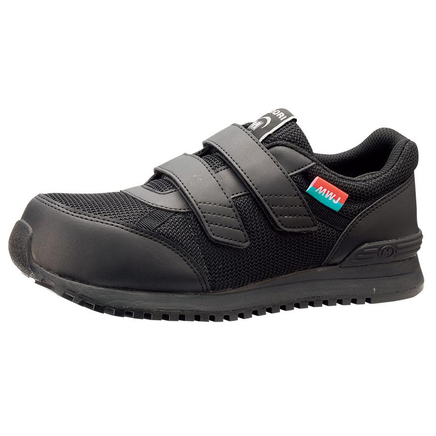 作業靴 MWJ−115 ブラック