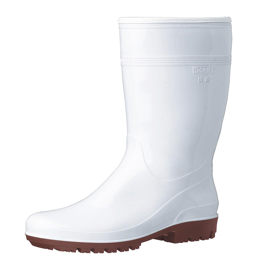 耐滑抗菌長靴 ハイグリップ HG2000Nスーパー防寒 ホワイト