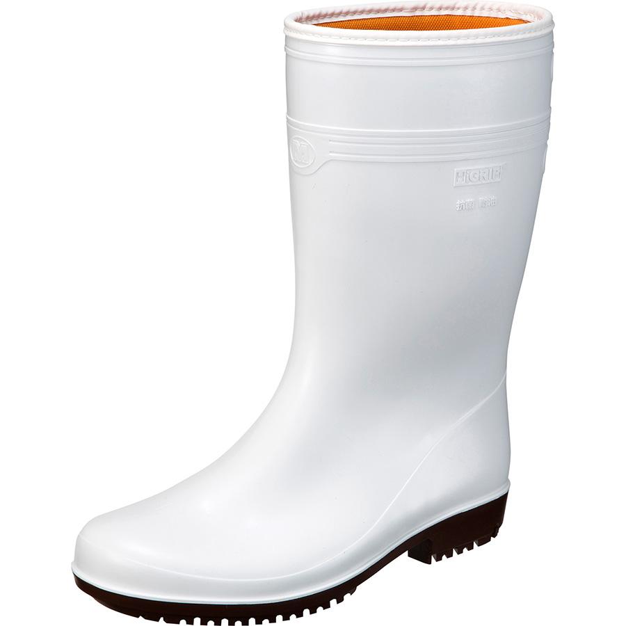 スーパーハイグリップ長靴 NHG2000 スーパー防寒 ホワイト