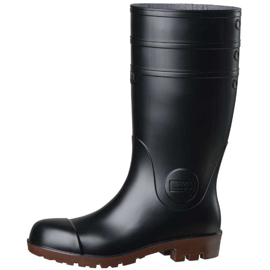 安全長靴 NW1000スーパー ブラック