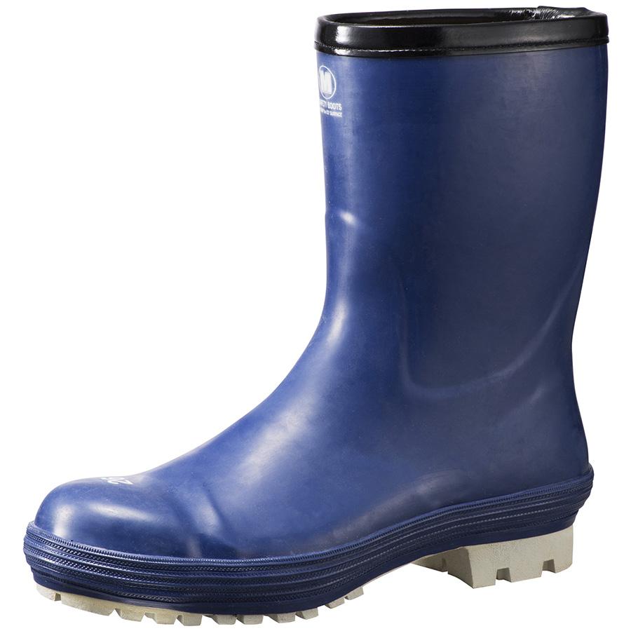 耐滑冷蔵庫内安全長靴 FBH01 ネイビー