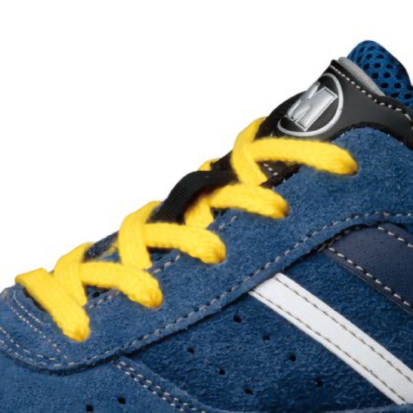 G3用靴ひも 黄 22.0〜26.5cm用 (販売単位:10組)