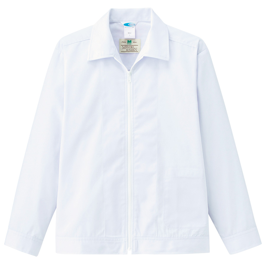 MH02 上 男女冬上衣 ホワイト