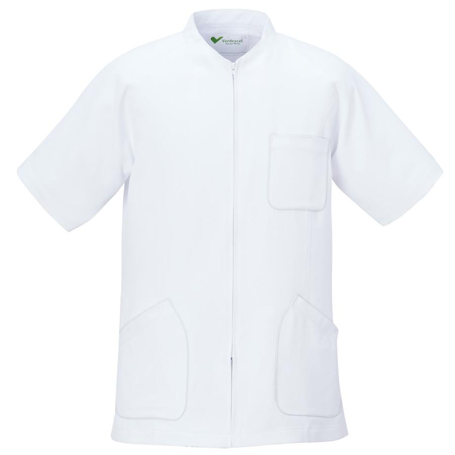 ジャケット VEMG 20 上 男冬上衣 ホワイト