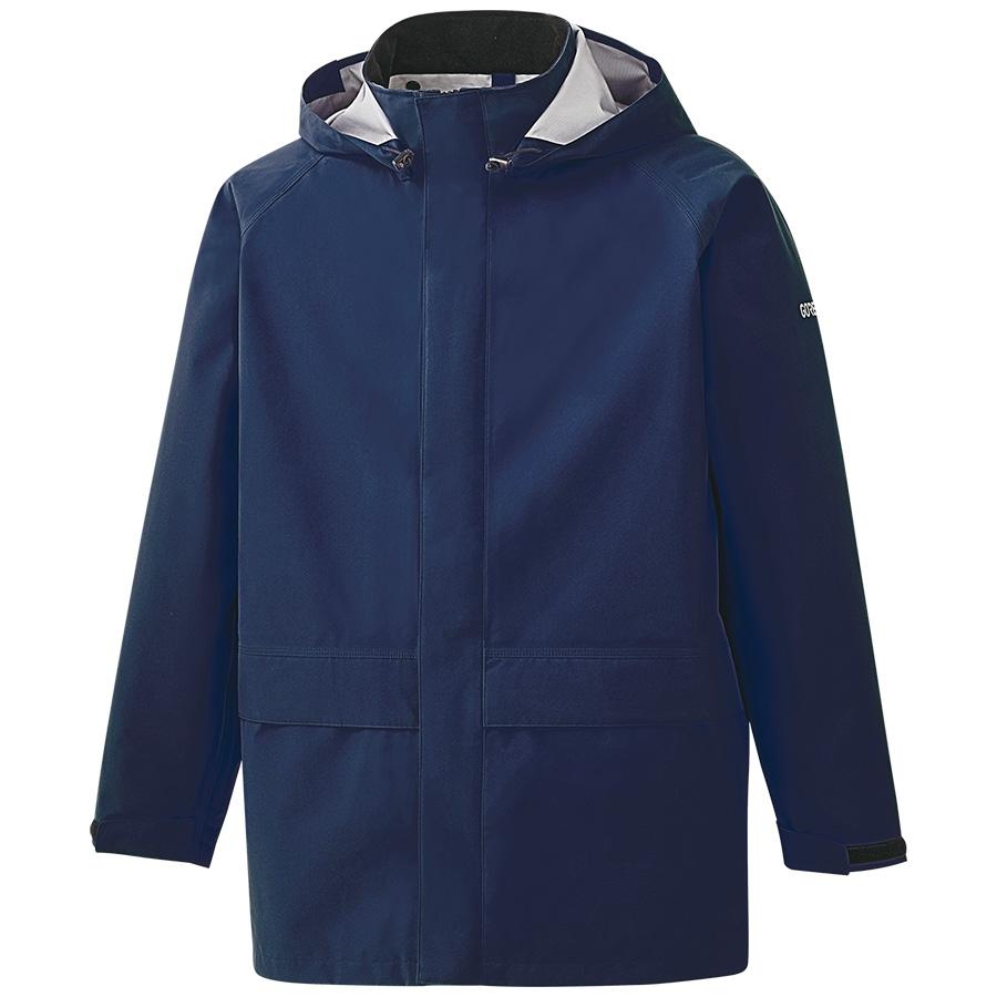 レインベルデN(R) ゴアテックス 帯電防止仕様 上衣 ネイビー
