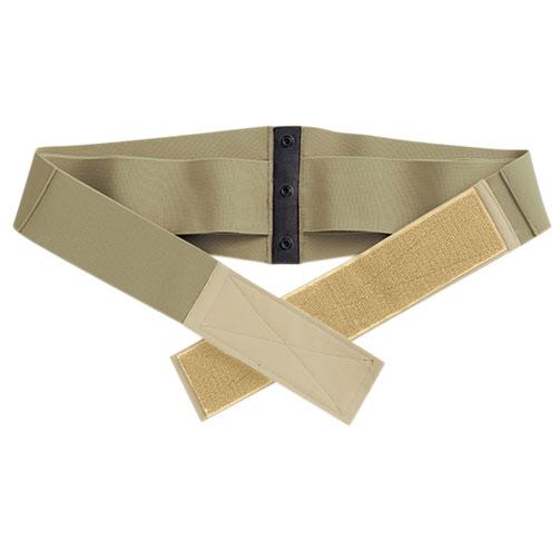 男性用腰部保護ベルト VE502B カーキ (S〜5L)