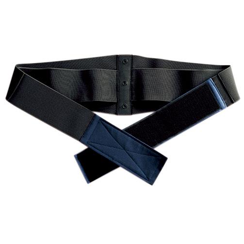 男性用腰部保護ベルト VE507B ネイビー (S〜5L)