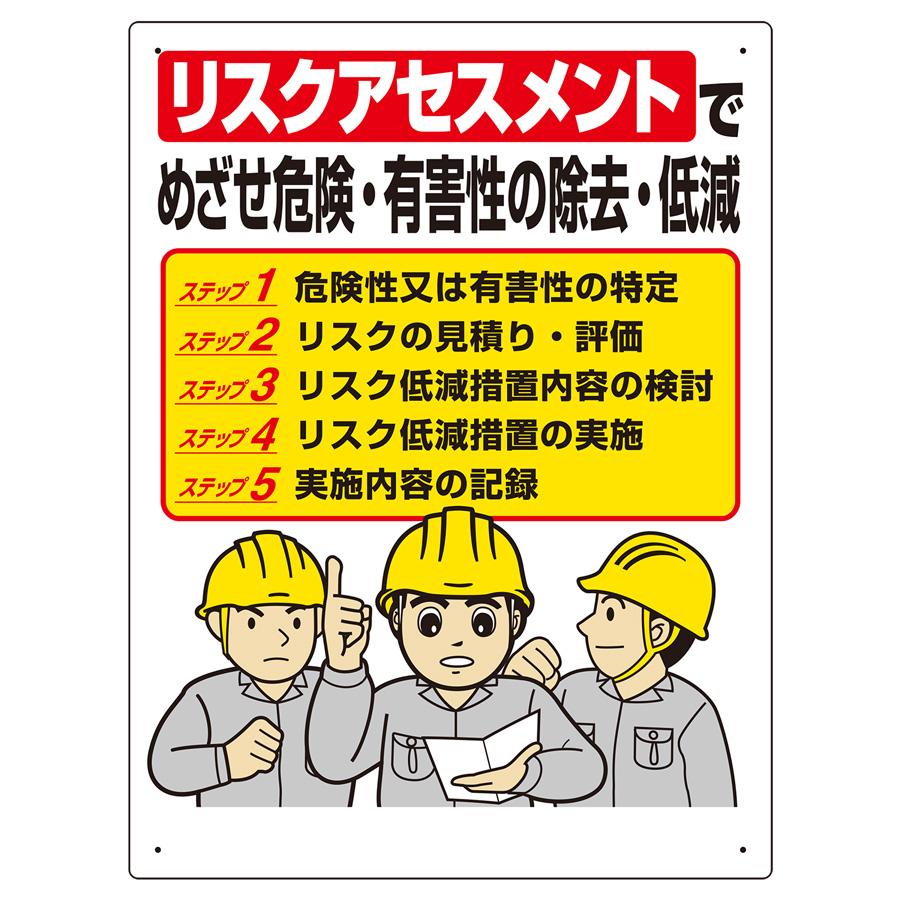 標識 320−39A リスクアセスメント