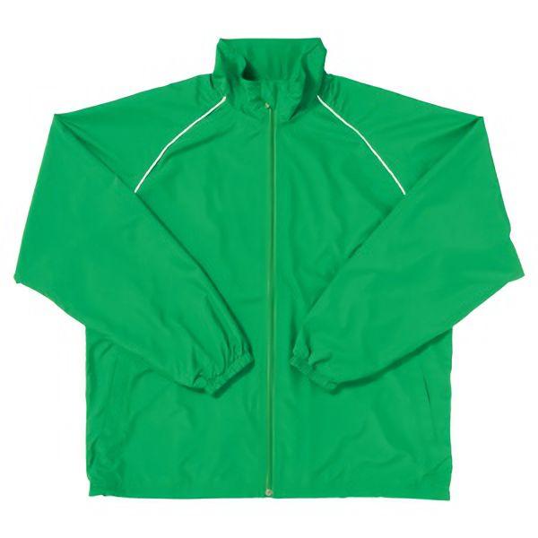 アスレチックブルゾン MJ0052−4 グリーン