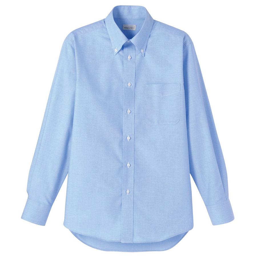 ユニセックス 長袖シャツ FB4510U−7 ブルー