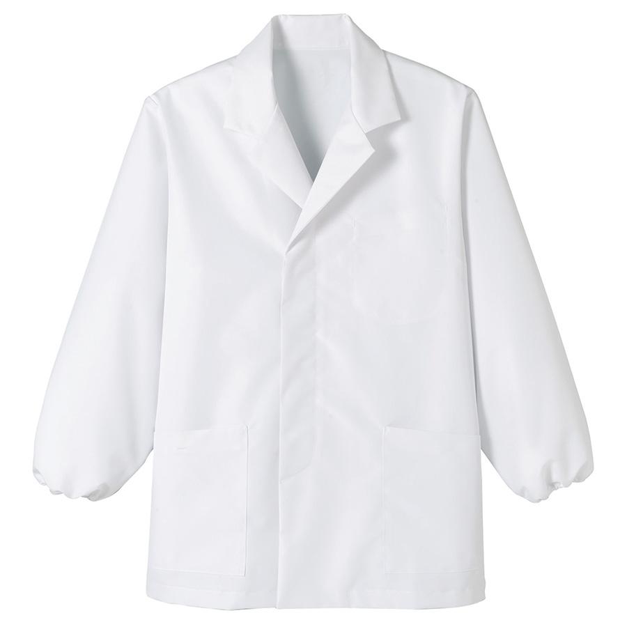 メンズ 長袖 和コート FJ0003M−15 ホワイト