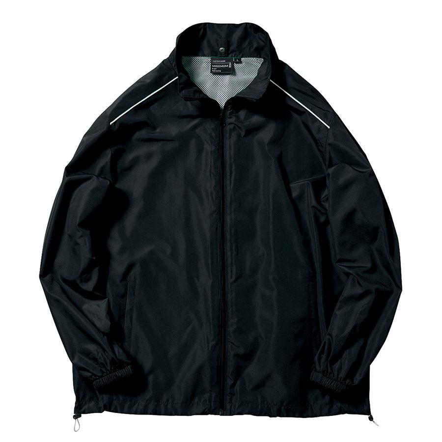 ハイブリッドジャケット MJ0064−16 ブラック